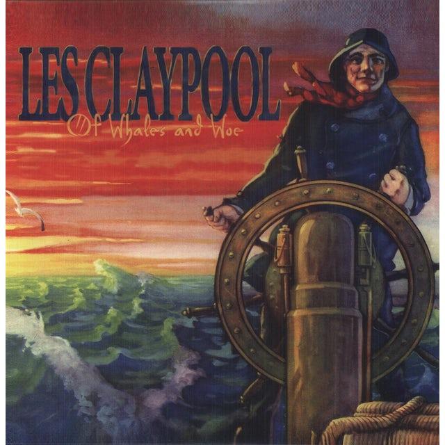 Les Claypool OF WHALES & WOE Vinyl Record