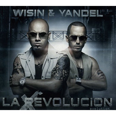 Wisin & Yandel REVOLUCION: EVOLUTION CD