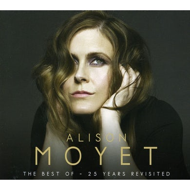 Alison Moyet BEST OF: 25 YEARS REVISITED CD