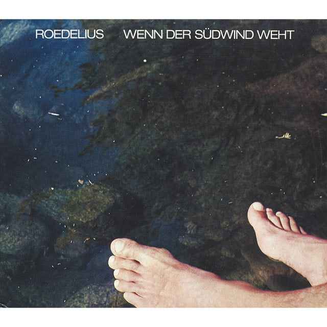 Roedelius WENN DER SUDWIND WEHT Vinyl Record