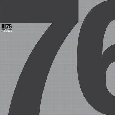 Shackleton THREE EPS Vinyl Record