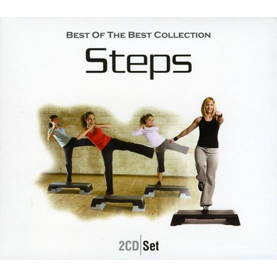 Steps BEST OF THE BEST CD