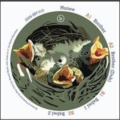 Hunee BROTHER Vinyl Record