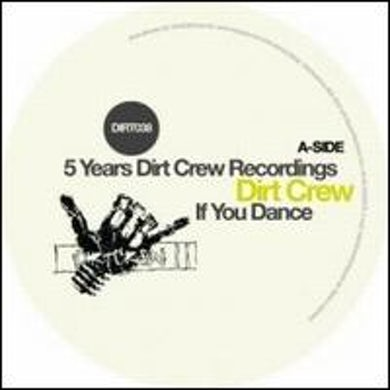 5 YEARS DIRT CREW RECORDINGS 1 / VARIOUS Vinyl Record