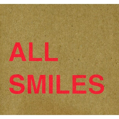 All Smiles OH FOR THE GETTING & NOT LETTING GO CD