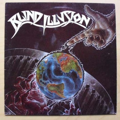 Blind Illusion Vinyl Record