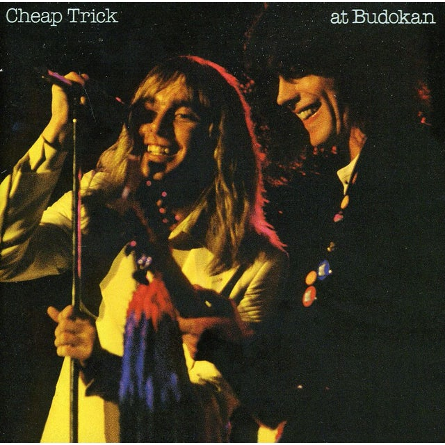 Cheap Trick AT BUDOKAN CD