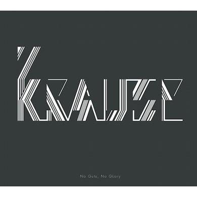 Krause NO GUTS NO GLORY CD