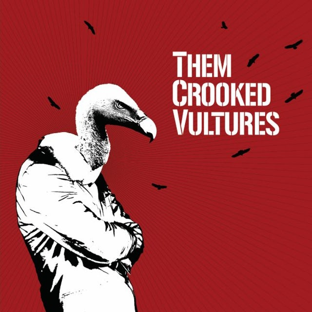 Them Crooked Vultures Vinyl Record