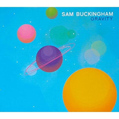 Sam Buckingham GRAVITY CD