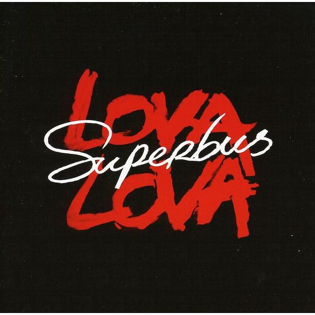 Superbus LOVA LOVA CD