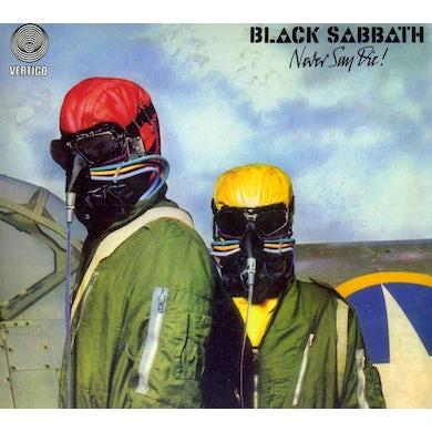 Black Sabbath NEVER SAY DIE CD