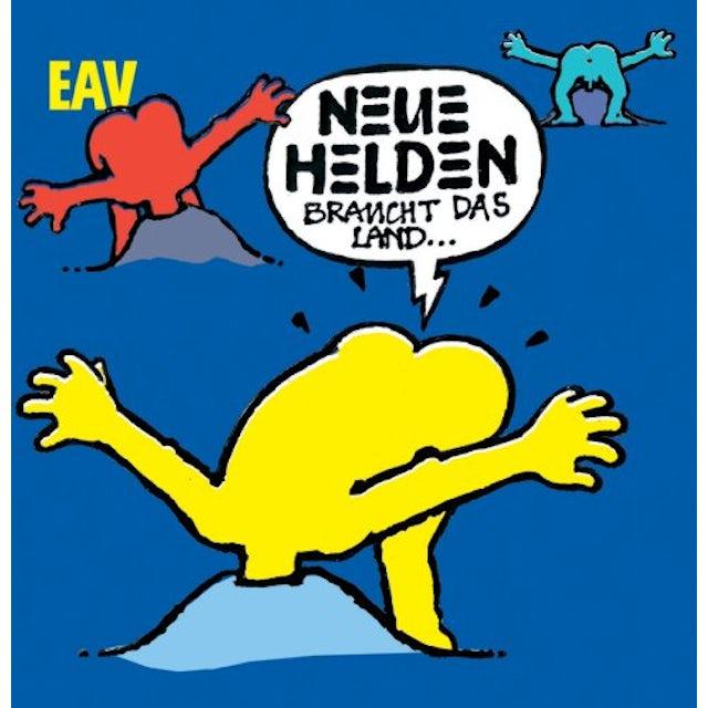EAV NEUE HELDEN CD