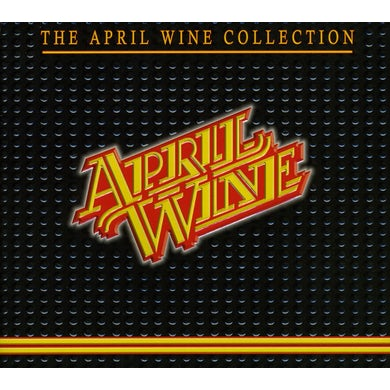APRIL WINE COLLECTION CD