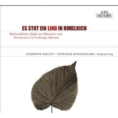 Freiburger Spielleyt ES STOT EIN LIND IM HIMELRICH CD