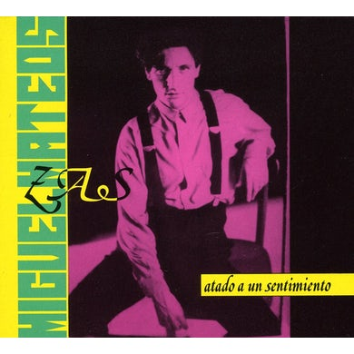 Miguel Mateos ATADO A UN SENTIMIENTO CD