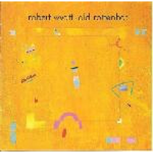 Robert Wyatt OLD ROTTENHAT (Vinyl)