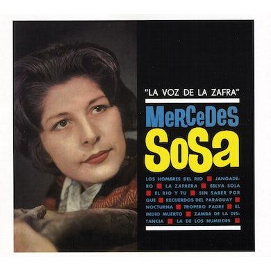 Mercedes Sosa LA VOZ DE LA ZAFRA CD