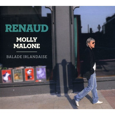 Renaud MOLLY MALONE: BALADE IRLANDAISE CD