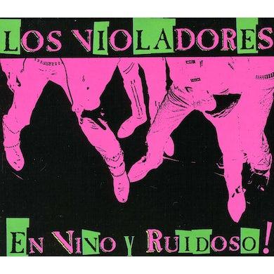 Los Violadores EN VIVO Y RUIDOSO CD