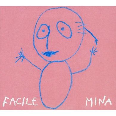 Mina FACILE CD