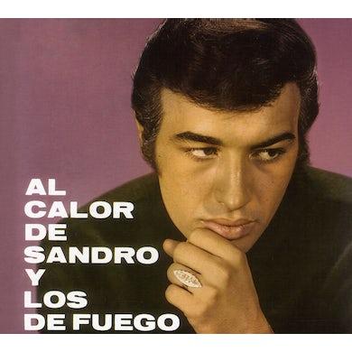 AL CALOR DE SANDRO Y LOS DEL FUEGO CD