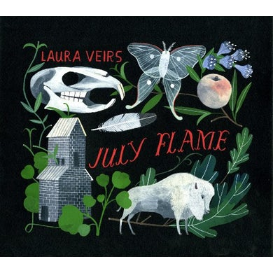 Laura Veirs JULY FLAME CD