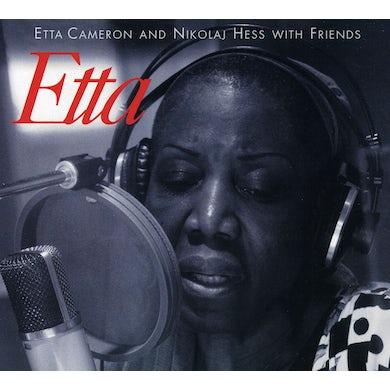 Etta Cameron ETTA CD