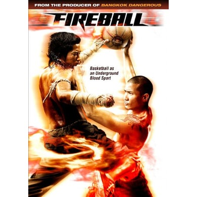 FIREBALL DVD