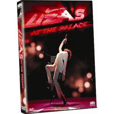 Liza Minnelli AT THE PALACE DVD
