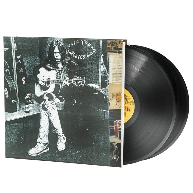 Neil Young GREATEST HITS Vinyl Record