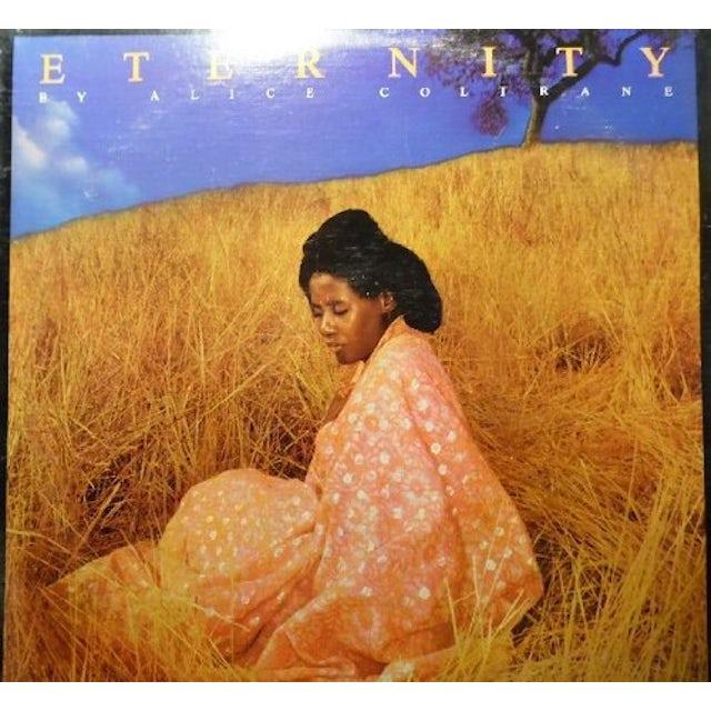 Alice Coltrane ETERNITY Vinyl Record
