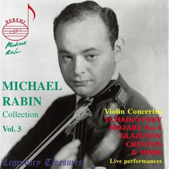 Michael Rabin RABIN COLLECTION 3 CD
