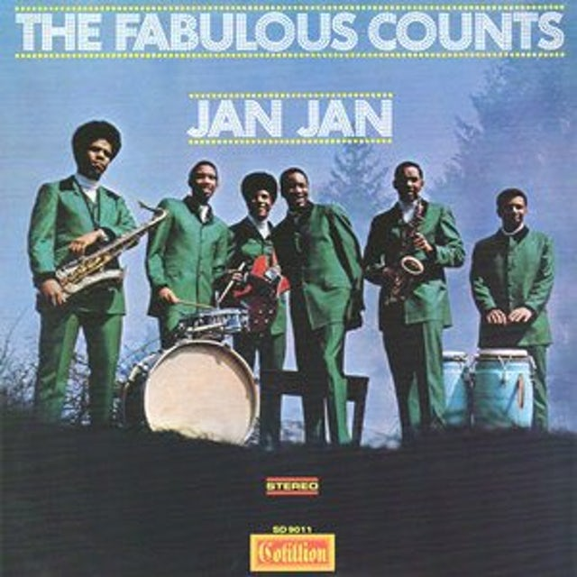 Fabulous Counts JAN JAN Vinyl Record