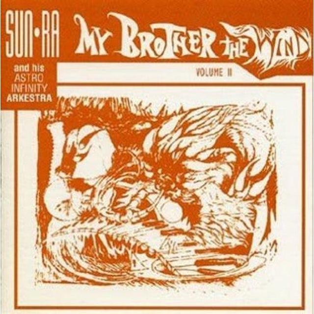 Sun Ra MY BROTHER THE WIND 2 Vinyl Record