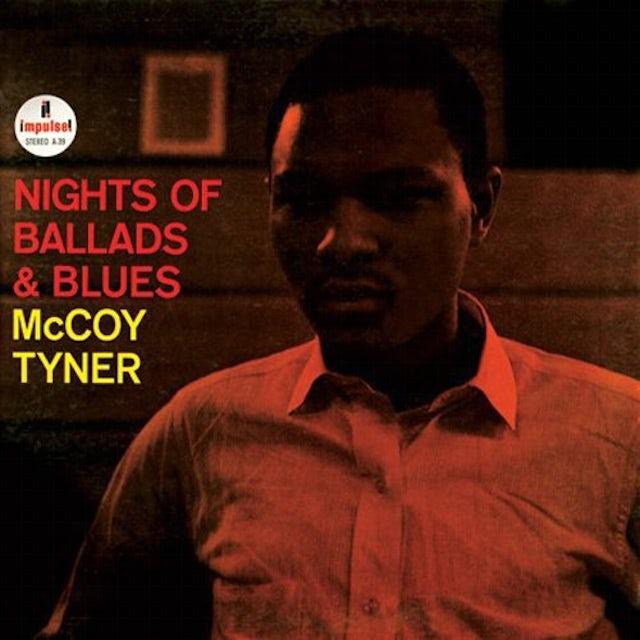Tyner Mccoy NIGHTS OF BALLADS & BLUES Vinyl Record