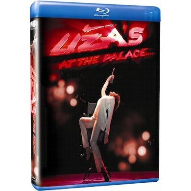 Liza Minnelli AT THE PALACE Blu-ray
