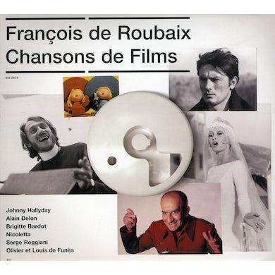 Francois De Roubaix CHANSONS DE FILMS CD