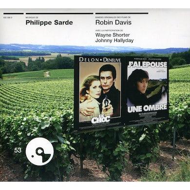 Philippe Sarde LE CHOC J-EPOUSE UNE OMBRE CD