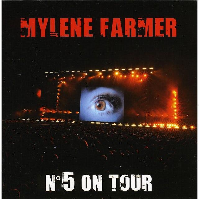 Mylène Farmer NO 5 ON TOUR CD