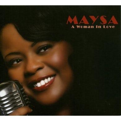Maysa WOMAN IN LOVE CD