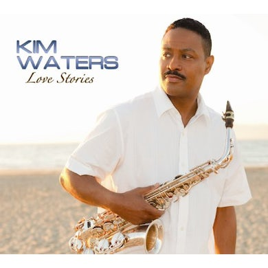 Kim Waters LOVE STORIES CD