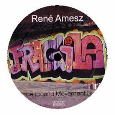 Rene Amesz FRAGILE Vinyl Record