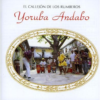 Yoruba Andabo CALLEJON DE LOS RUMBEROS CD