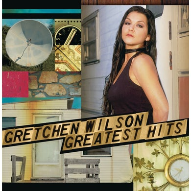 Gretchen Wilson GREATEST HITS CD