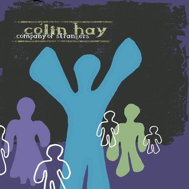 Colin Hay COMPANY OF STRANGERS CD