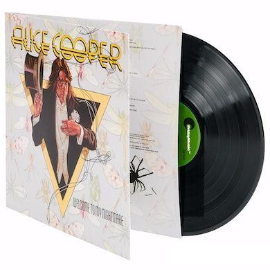 Alice Cooper WELCOME TO MY NIGHTMARE Vinyl Record
