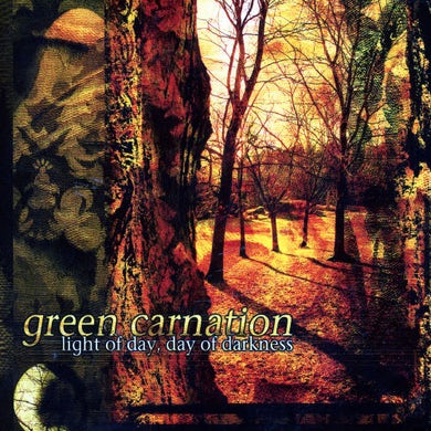 Green Carnation LIGHT OF DAY: DAY OF DARKNESS CD