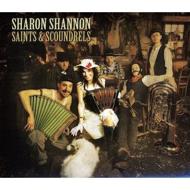Sharon Shannon SAINTS & SCOUNDRELS CD