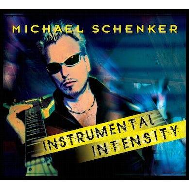 The Michael Schenker Group INSTRUMENTAL INTENSITY CD